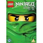 LEGO Ninjago - Masters Of Spinjitzu: Season 2 - Part 1 [DVD]